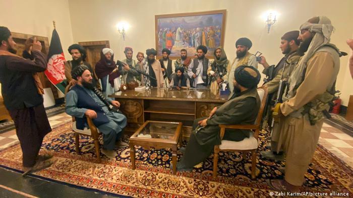 Afghanistan I Lage in Kabul spitzt sich zu I 15.08.2021