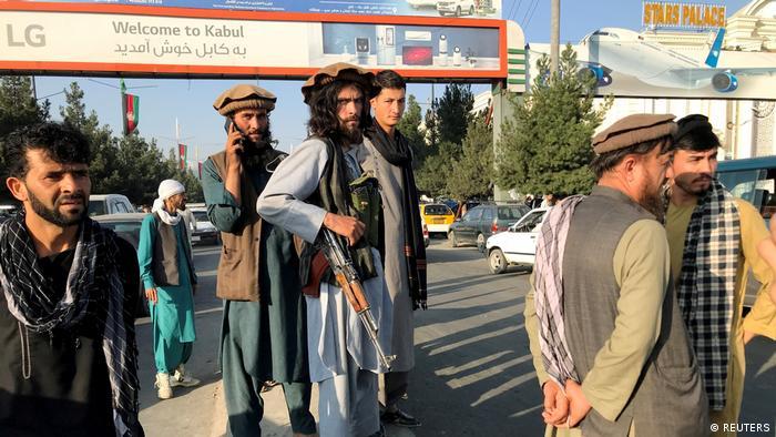 Afghanistan | Taliban | Hamid Karzai International Airport in Kabul