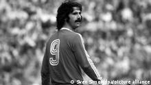 Fußball Gerd Müller 1977