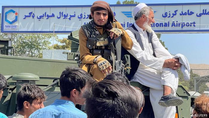 Afghanistan | Taliban in Kabul