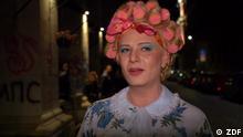 DW Sendung   Fokus Europa: Bulgarien Drag Queen