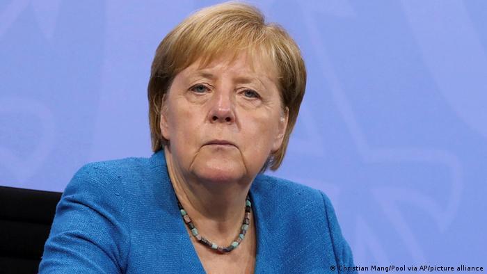 Deutschland Bundeskanzlerin Angela Merkel