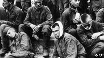 Russische Kriegsgefangene
