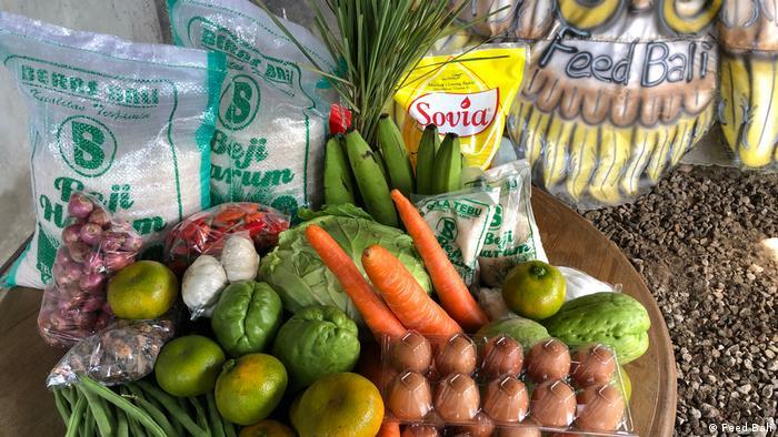 Paket sembako Feed Bali