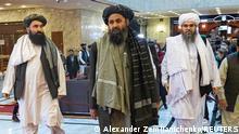 Mullah Abdul Ghani Baradar, the Taliban's deputy leader