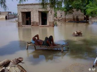Islamabad has said that the floods represent the nation's worst natural disaster