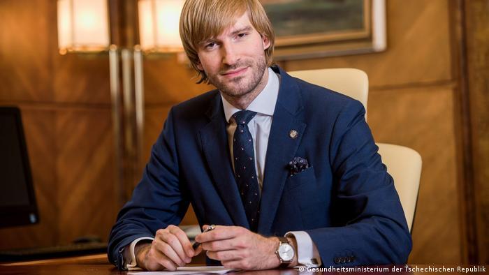 Tschechischen Republik | Gesundheitsminister Adam Vojtěch