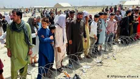 "DW: ""Δεν θα υπάρξουν προσφυγικές ροές Αφγανών"""