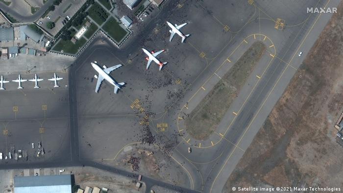 Afghanistan | Tarmac Kabul Airport