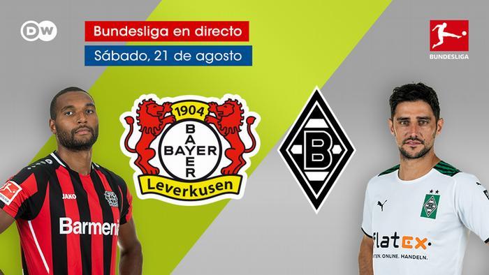 Bundesliga Spieltag 2 | Borussia Mönchengladbach vs Bayer Leverkusen | ESP