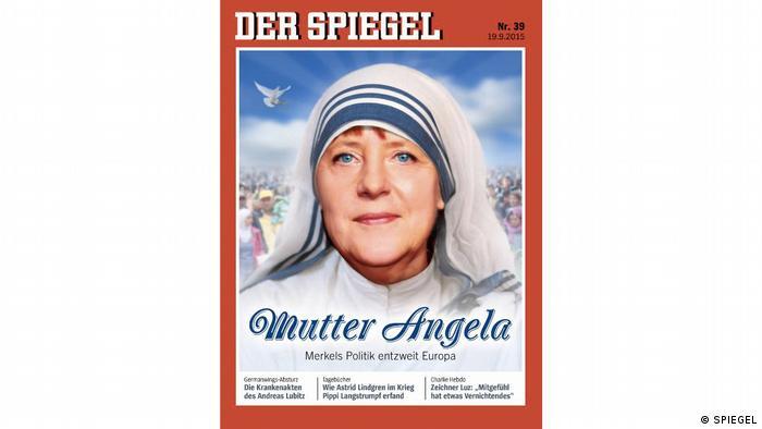 През 2015 година образът на Ангела Меркел се промени за една нощ: след като Унгария отказа да пусне в страната бежанци от войната в Сирия, канцлерката реши да им позволи да дойдат в Германия. Думите ѝ Ще се справим написаха история, а позицията на Меркел срещна високо одобрение – най-вече в чужбина.