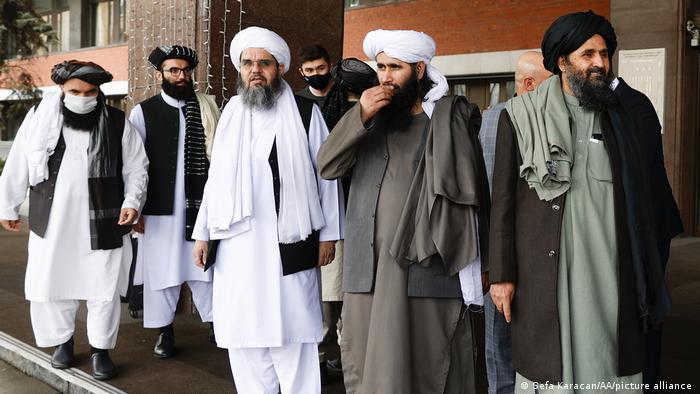 Arşiv - Taliban yöneticileri, Rusya, Çin, ABD, Pakistan ve dönemin Afganistan yönetimiyle barış görüşmelerinde bulunmak için Moskova'ya gitmişti (19.03.2021)