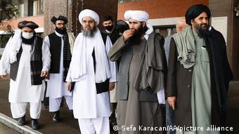 Afghanistan I Die Führung der Taliban