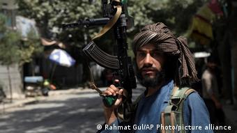 Luftëtar Taliban kontrollon kalimin Wazir Akbar Khan në Kabul