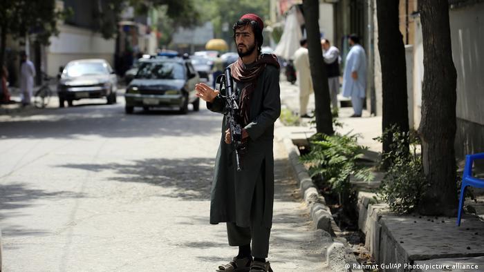 Konflikt in Afghanistan | Kabul