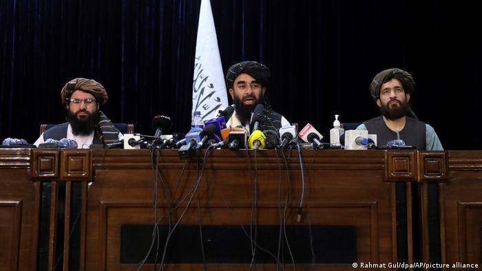 Afghanistan PK der Taliban