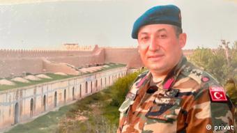 Emekli Kurmay Albay Şener Tekbaş