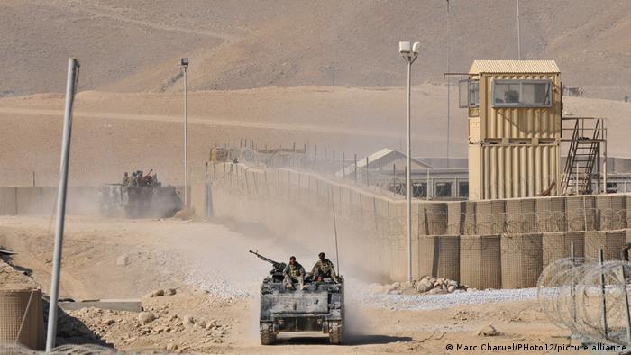 Blindados M113 en Afganistán.