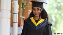 : Bethelehem Girma is a young female Aeronautic Enginier graduated from Nanjing University of Aeronautics and working as an Assistant Researcher at Ethiopian Space Science and Technology Institute. Bethelehem has won African Space Industry Top 10 Under-30 Awardees – Class of 2021
