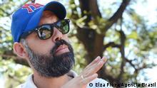 11.04.2016+++Blogger Allan dos Santos Copyright: Elza Fiúza/Agência Brasil