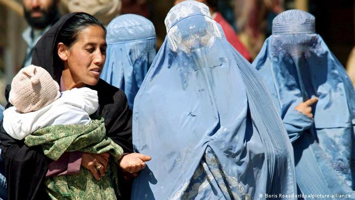 Afghanistan Frauen