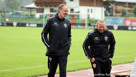 Bundesliga: How Matarazzo and Mislintat are shaping a brave new era at Stuttgart
