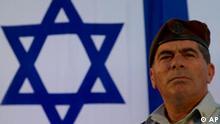 گابی اشکنازی، وزیر امور خارجه اسرائیل