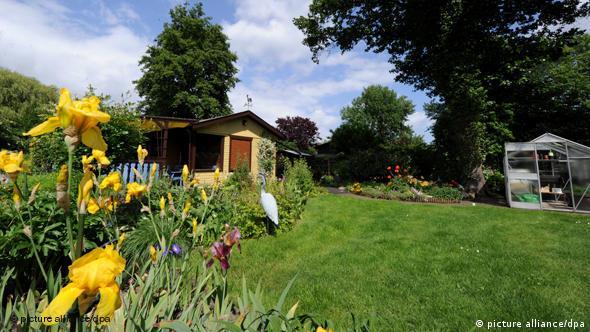jardineros aficionados en leipzig descanso y dedicaci n ciudades y rutas dw. Black Bedroom Furniture Sets. Home Design Ideas