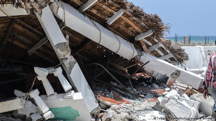 海地地震已毁坏5.3万座房屋