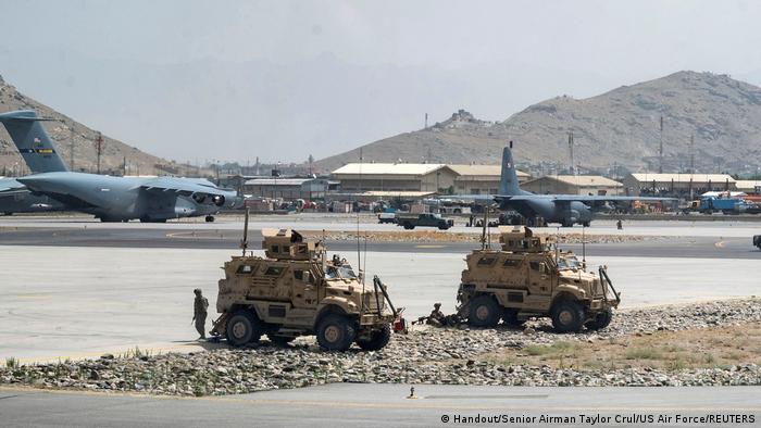 В аэропорту Кабула