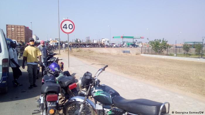 Angola | Treibstoffknappheit