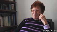 """Screenshot """"Salve Regina"""" Die bulgarische Jüdin und Nonne Regina Canetti ist während des Zweiten Weltkriegs nach Israel geflüchtet. Die Fotos hat uns die bulgarische Regisseurin Maria Moeva zur Verfügung gestellt, die eine Dokumentation über Regina gedreht hat."""