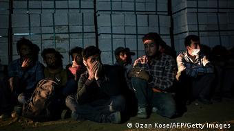 Αφγανοί πρόσφυγες στα σύνορα Ιράν και Τουρκίας