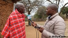Kajiado+++Interview with an old man in Kajiado, who is against FGM, but says it is still being practiced.