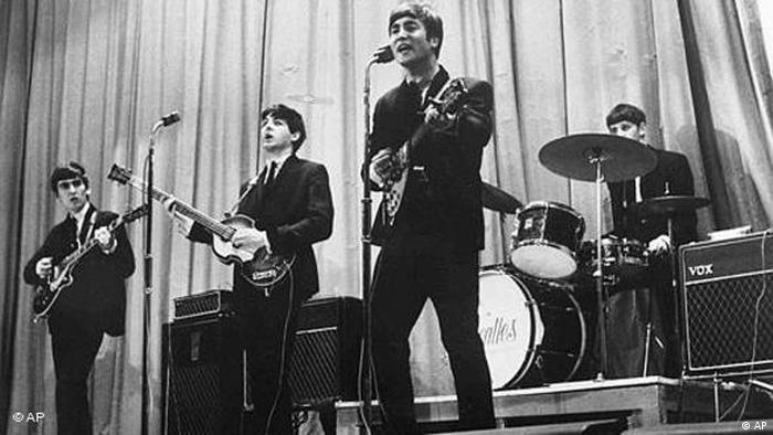 Flash-Galerie Beatles 50 Jahre Hamburg Konzert Jubiläum