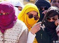 چند مراکشی خواتین