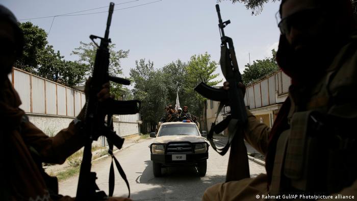 Afganistan | Taliban in Kabul