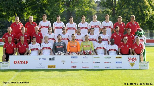 Stuttgart team photo