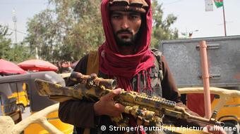 Боец Талибана