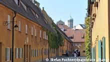 Naselje Fuggerei u Augsburgu