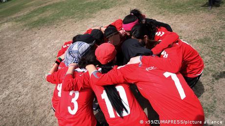 Female Afghan athletes successfully evacuated to Australia