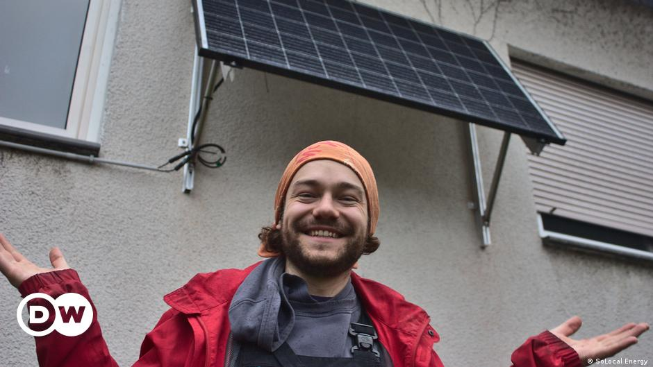 How to generate your own solar energy