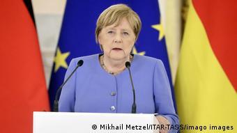 Russland | Moskau | PK Angela Merkel und Wladimir Putin