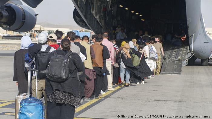 Afghanistan I Evakuierung