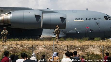 Τελικό στάδιο απεγκλωβισμού Βρετανών στο Αφγανιστάν