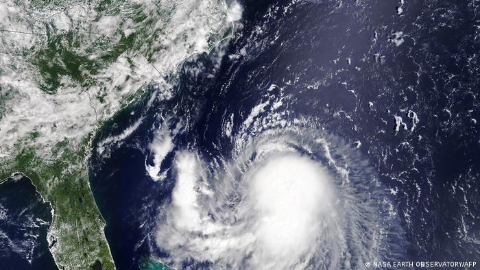 USA I Tropensturm Henri
