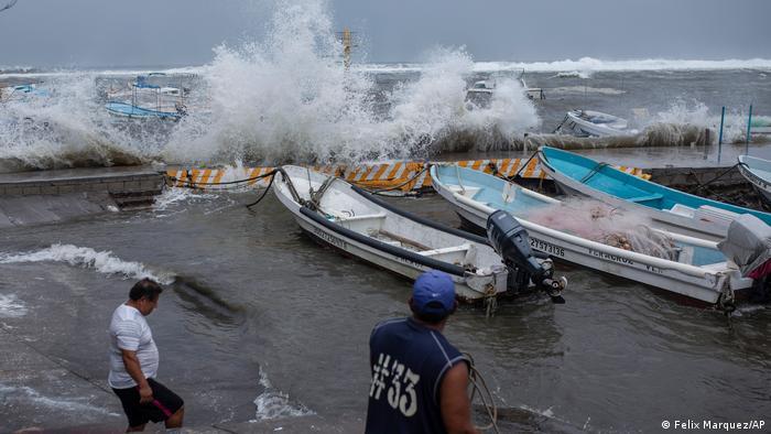 Mexiko I Hurricane Grace