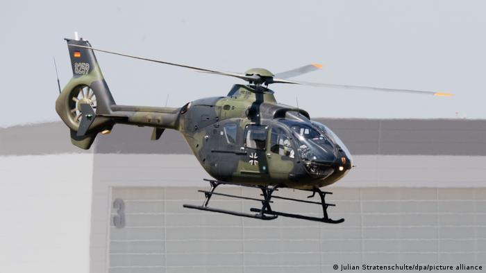Helikopter Bundeswehr Airbus H145M