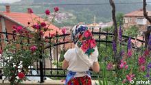 Kind aus Breznitsa, Bulgarien