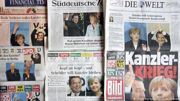 A chaque élection, la presse spécule sur les vainqueurs, les alliances possibles